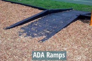 playground plastic borders