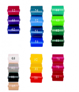 sii_color_chart